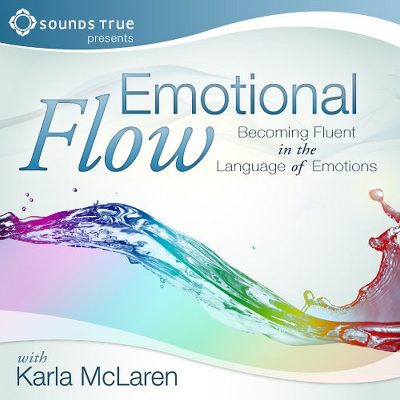 Cover graphic for the Emotional Flow online course